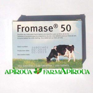 Cheag pentru coagularea laptelui Fromase® 50