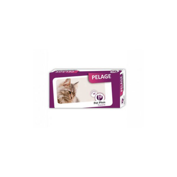 Supliment Pet Phos Felin Special Pelage – 1 tbl