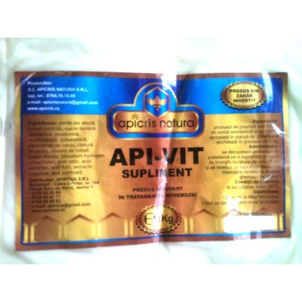 APIVIT SUPLIMENT CU VITAMINE SI MINERALE – 1 kg