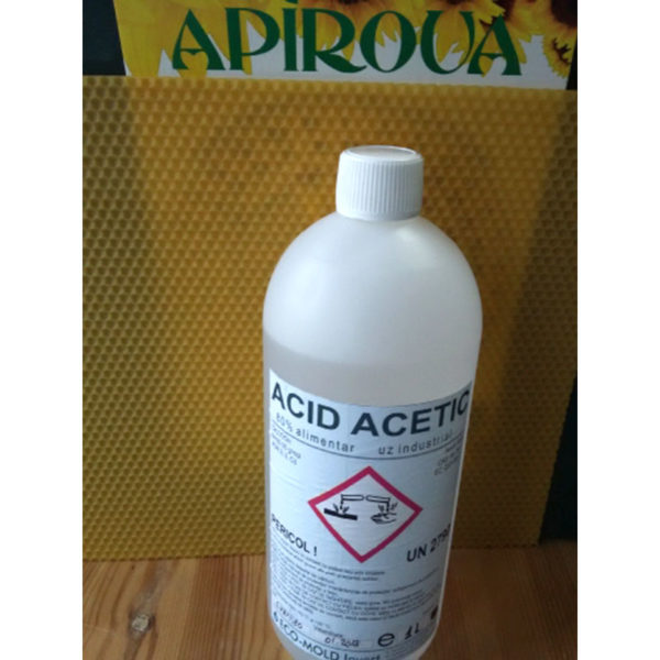 Acid acetic glacial 1 litru