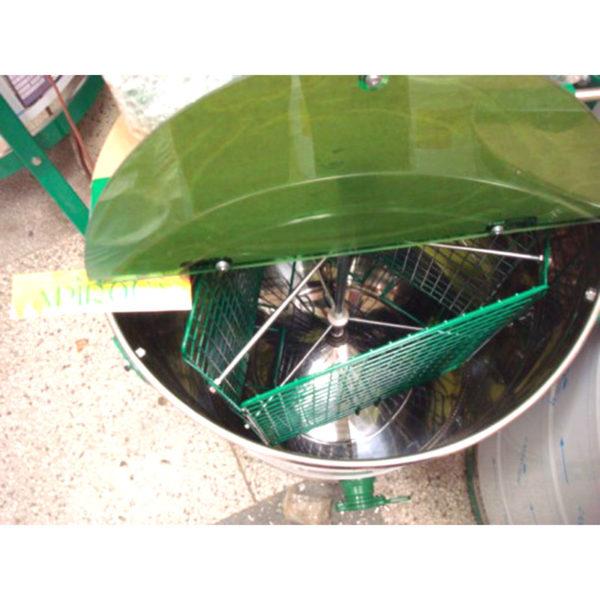 Centrifuga 3 rame 1/1, tangential – cos plastifiat