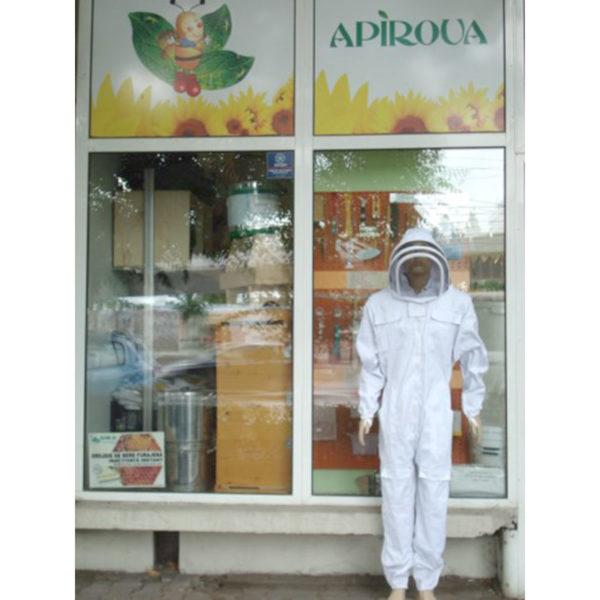 Combinezon cu masca detasabila tip astronaut