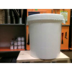 Galeata 30 litri (40 kg miere) – capac etans, alba