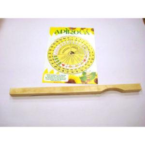 Bloc urdinis din lemn