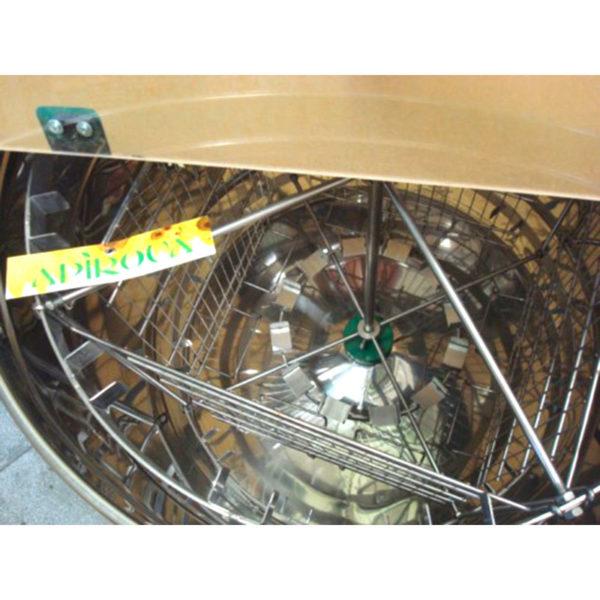 Centrifugă 12 rame, radiala, electrica si manuala