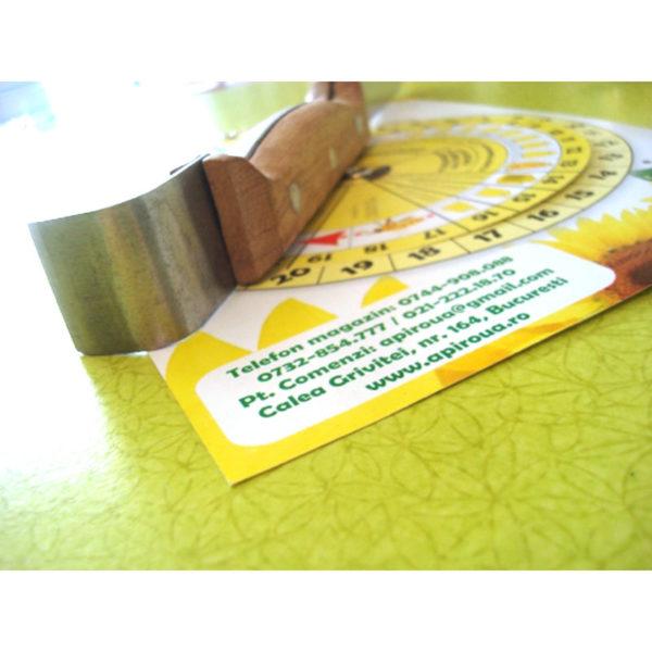 Dalta apicola de inox + cutit