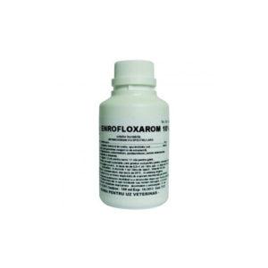 ENROFLOXAROM 10% Solutie orala 100 ml