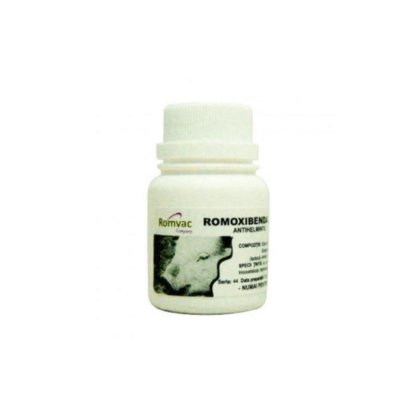 ROMOXIBENDAZOL 20 Comprimate